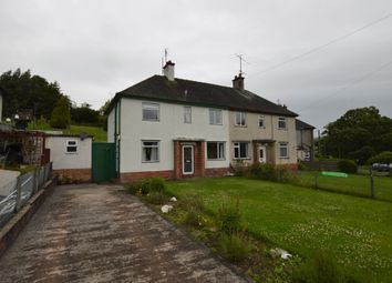 Thumbnail 3 bed semi-detached house to rent in Maes Lliwen, Nantglyn, Denbigh