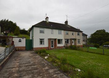 Thumbnail 3 bed semi-detached house to rent in Maes Lliwen, Nantglyn, Denbigh