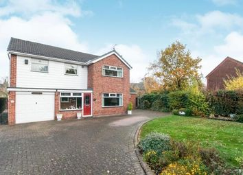 Thumbnail 4 bed detached house for sale in Little Green, Great Sutton, Ellesmere Port, Cheshire