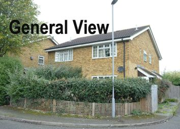 Thumbnail 1 bedroom end terrace house for sale in Foxglove Lane, Chessington