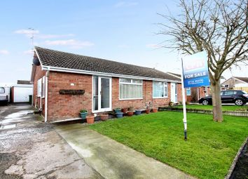 Thumbnail 2 bed bungalow for sale in Hawson Close, Scarborough