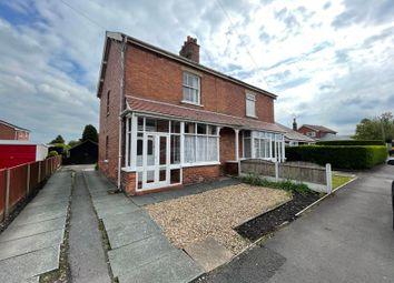Thumbnail 2 bed semi-detached house for sale in Sutton Avenue, Tarleton, Preston