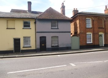 Thumbnail 2 bed end terrace house for sale in Church Lane, Bocking, Braintree
