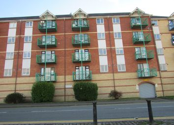 Thumbnail 1 bed flat to rent in Ambassador House, Trawler Road, Swansea