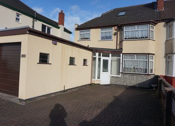 Thumbnail 4 bedroom semi-detached house to rent in Crankhall Lane, Wednesbury