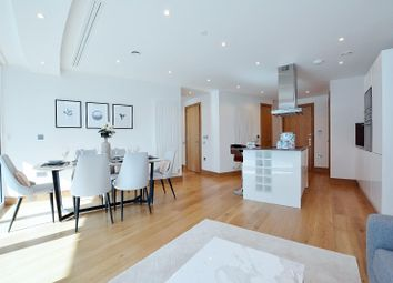 Thumbnail 2 bed flat for sale in Arena Tower, 25 Crossharbour Plaza, Canary Wharf