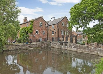 Thumbnail 6 bed detached house for sale in Coddington Mill Mill Lane, Coddington, Chester