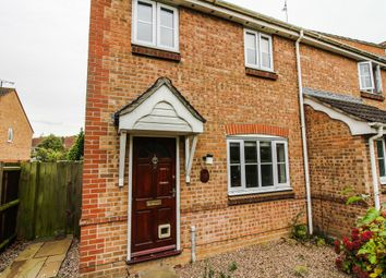 Thumbnail 3 bed end terrace house for sale in Worcester Close, Bury St. Edmunds