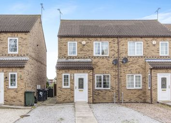Thumbnail 3 bed semi-detached house for sale in Rosegarth Court, Stainforth, Doncaster