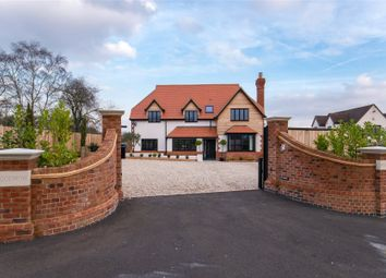 Thumbnail 5 bedroom detached house for sale in School Road, Toot Hill, Ongar
