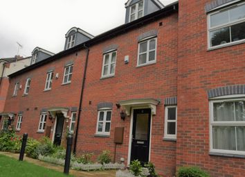 Thumbnail 4 bed town house for sale in Beagle Close, Abbey Lane, Leicester
