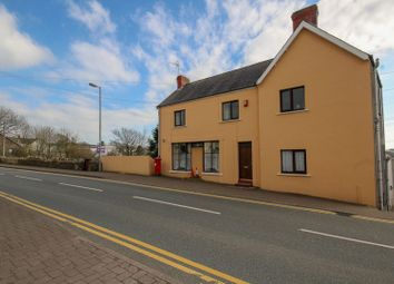 Thumbnail 4 bed detached house for sale in Carmarthen Road, Kilgetty
