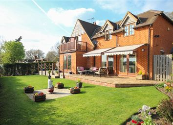 Thumbnail 4 bed detached house for sale in Hazeley Bottom, Hartley Wintney, Hook