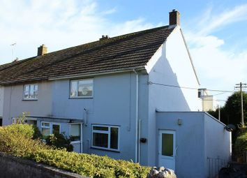 Thumbnail 2 bed end terrace house for sale in Prince Charles Road, St. Austell