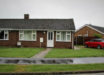 Thumbnail 3 bed bungalow to rent in Ketts Avenue, Wymondham