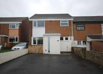 Thumbnail 3 bed end terrace house for sale in Churchill Road, Bideford