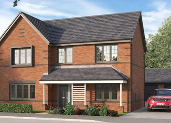 """5 bed detached house for sale in """"The Wellingwick"""" at Pilley Green, Tankersley, Barnsley S75"""