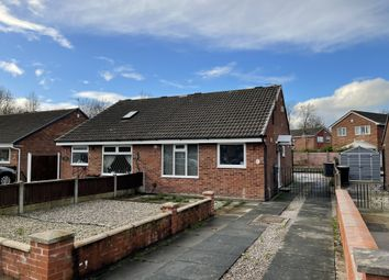Thumbnail 2 bed bungalow to rent in Dunoon Close, Ingol, Preston