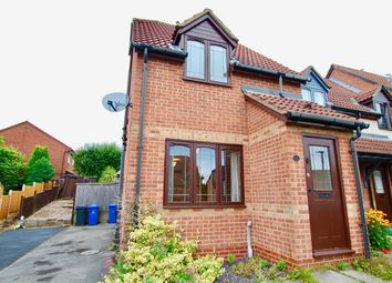 Thumbnail 2 bed semi-detached house to rent in Seagrave Close, Oakwood, Derby