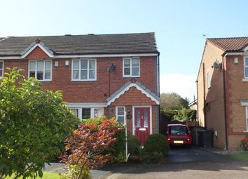 Thumbnail 3 bed semi-detached house for sale in Hedgerows Road, Leyland, Preston, .