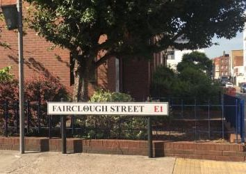 Thumbnail 2 bedroom shared accommodation to rent in Fairclough Street, Aldgate