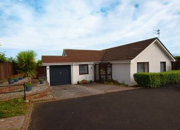 Thumbnail 3 bed bungalow for sale in Hartland Tor Close, Brixham