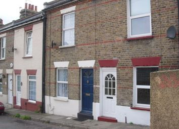 Thumbnail 2 bedroom terraced house to rent in May Avenue, Northfleet, Gravesend