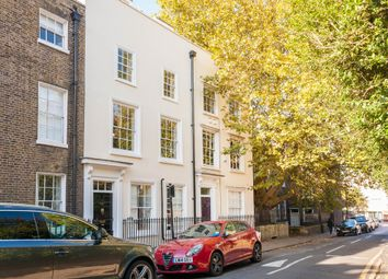 Thumbnail 4 bedroom end terrace house for sale in Crooms Hill, London