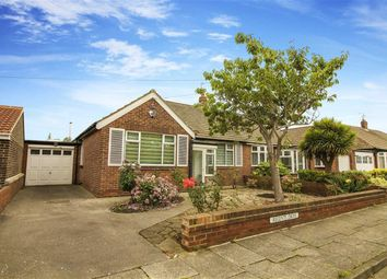Thumbnail 3 bed bungalow for sale in Regents Drive, Tynemouth, Tyne And Wear