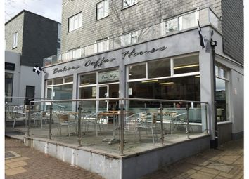 Thumbnail Restaurant/cafe to let in Bakers Coffee House, Saltash