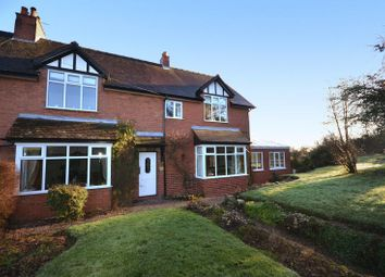Thumbnail 4 bed semi-detached house for sale in 1 Weston Meres Cottage, Maer, Newcastle Under Lyme, Staffordshire.