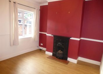 Thumbnail 2 bed terraced house to rent in Huxley Street, Northwich