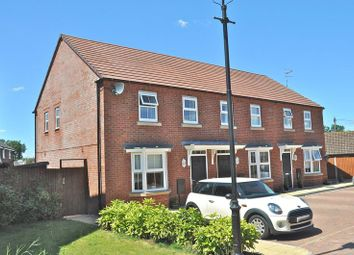 Thumbnail 3 bed semi-detached house for sale in Crabtree Leys, Offenham, Evesham