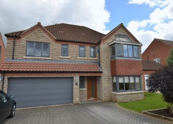 Thumbnail 5 bed detached house for sale in Westfield, Scotton, Gainsborough