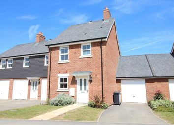 Thumbnail 3 bed property to rent in Frankel Way, Biggleswade