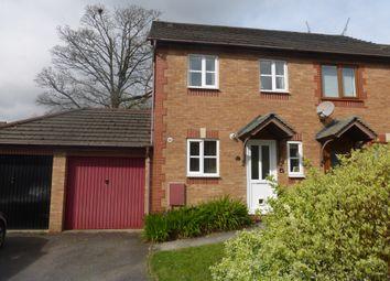 Thumbnail 2 bed end terrace house for sale in Blaen Y Cwm, Bridgend