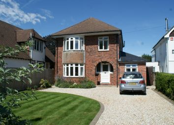 Thumbnail 4 bed detached house to rent in Warblington Road, Emsworth