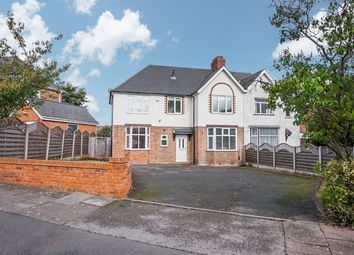 4 bed semi-detached house for sale in Douay Road, Erdington / Wylde Green Border, Birmingham B24