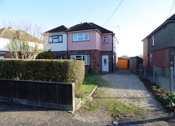 Thumbnail 3 bed semi-detached house for sale in Highfields Road, Witham