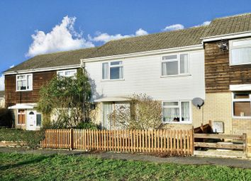 Thumbnail 3 bed terraced house for sale in Sandwich Close, Huntingdon, Cambridgeshire.