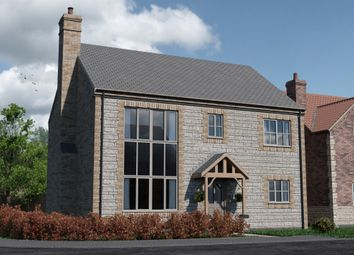 Thumbnail 4 bed detached house for sale in Plot 4, Saint Germaine Way, Scothern, Lincoln
