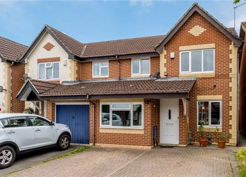 Thumbnail 4 bed semi-detached house for sale in Hookstone Grange Court, Harrogate, North Yorkshire