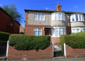 Thumbnail 3 bedroom semi-detached house for sale in Tunstall Avenue, Byker, Newcastle Upon Tyne