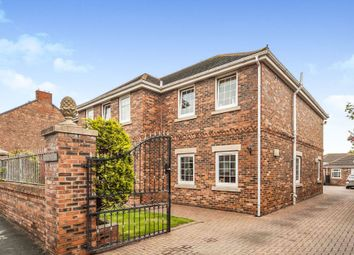Thumbnail 4 bed detached house for sale in North Road East, Wingate