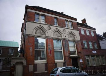 Thumbnail 1 bed flat to rent in Wolverhampton Street, Dudley