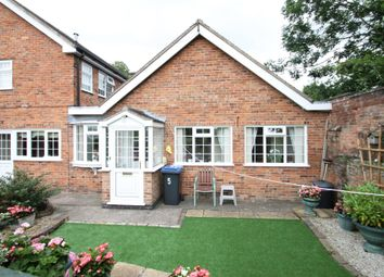 Thumbnail 2 bed terraced bungalow for sale in Church Lane, Sheepy Magna, Atherstone