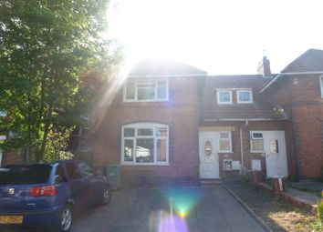 Thumbnail 3 bed semi-detached house for sale in Brockhurst Street, Walsall
