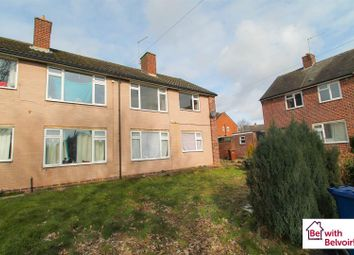 Thumbnail 1 bed flat for sale in Montrose Close, Cannock