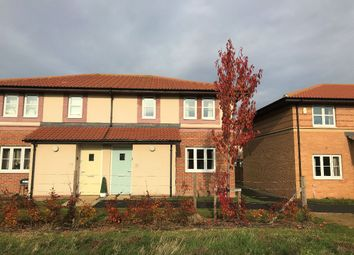 Thumbnail 3 bed semi-detached house to rent in Hunt Mews, West Park
