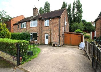 Thumbnail 3 bed semi-detached house for sale in Valley Road, Carlton, Nottingham